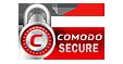 Безопасность обеспечена SSL-сертификатом Comodo